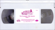 Barney & Friends The Complete Fifth Season Tape 1