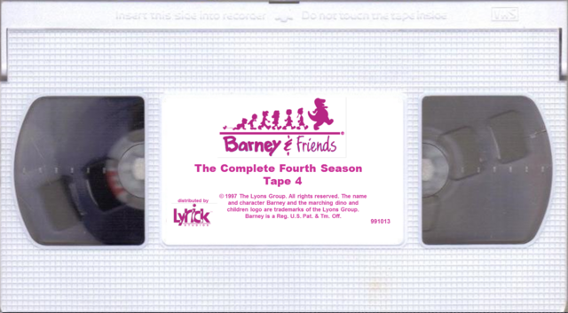 File:Barney & Friends The Complete Fourth Season Tape 4.png