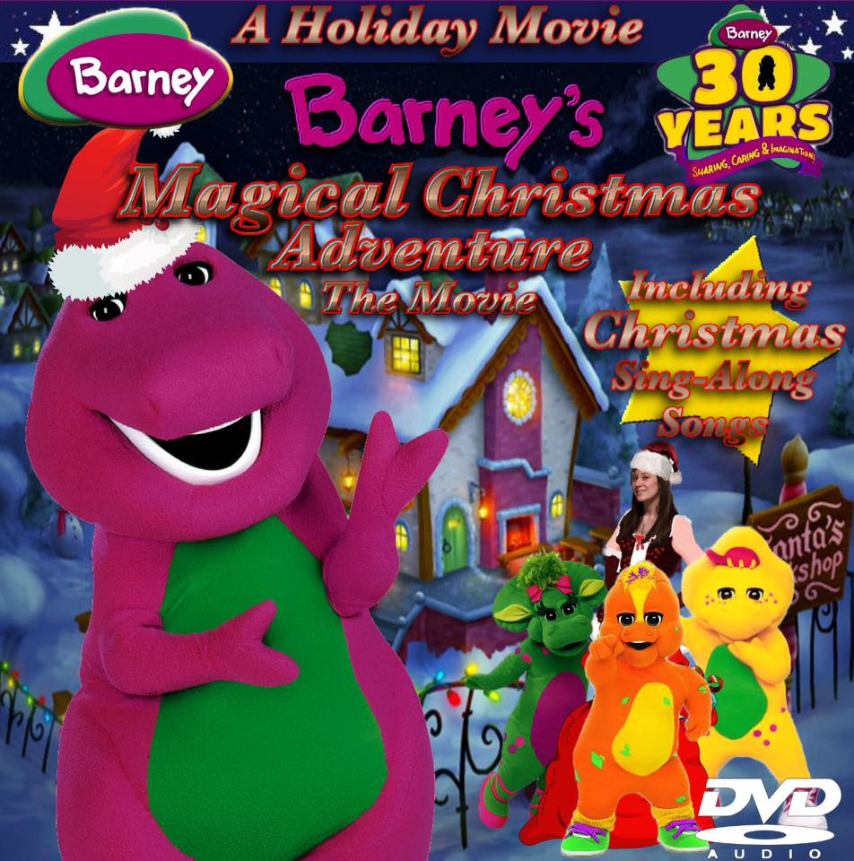 Image - Barney\'s Magical Christmas Adventure - The Movie.jpg ...