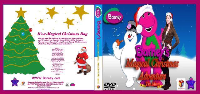 filebarneys magical christmas adventure the movie newjpeg - Barney Christmas Movie