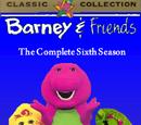 Barney & Friends: The Complete Sixth Season