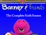 Barney & Friends: The Complete Sixth Season