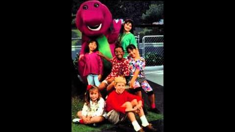 Situation Samba(A Barney Fan Made Song) (Instrumental)