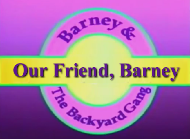 Barney & The Backyard Gang Barney In Concert barney and the backyard gang episodes - barney and the backyard gang