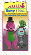 Barney & Friends The Complete First Season