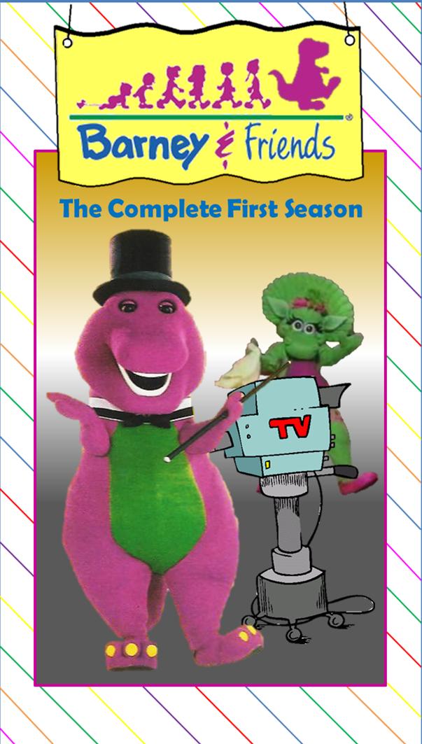 Barney & Friends: The Complete First Season | Custom Barney Episode