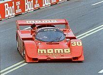 Moretti Phillips Porsche 962 Columbus 300km 1988