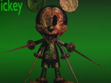 Mutated Mickey