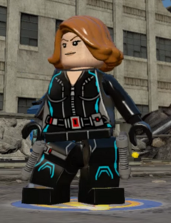 Lego Black Widow AAOU profile