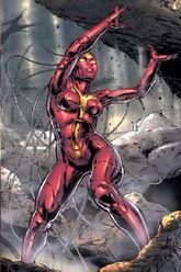 Red Tornado (Lois Lane)