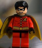 Red Robin (The New 52)(Classic)