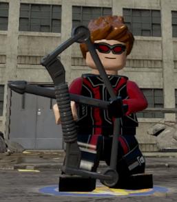 Lego Hawkeye AAOU profile