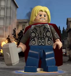 Lego Thor AAOU profile