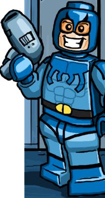 Blue beetle II