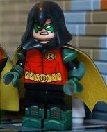 Robin (Damian Wayne)(Modern)