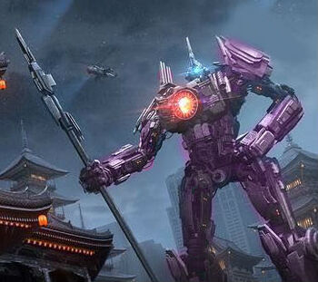 Eden Assassin(alt.) | Custom Pacific Rim Wiki | FANDOM ... Pacific Rim Eden Assassin