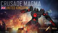 Crusade Magma