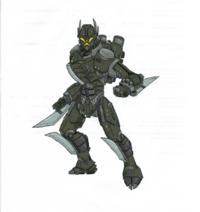 Jaeger basilisk zephyr by sethhm-d8sqrjc