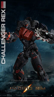 Challenger rex2