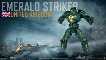 Emerald Striker