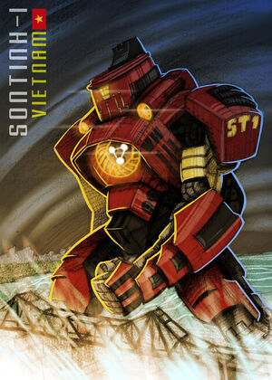 Sontinh-1 | Custom Pacific Rim Wiki | FANDOM powered by Wikia Pacific Rim Kaiju Category System