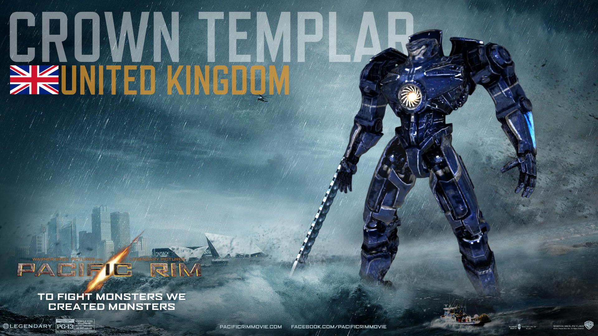 crown templar custom pacific rim wiki fandom powered by wikia