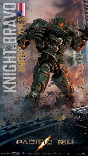 Knight Bravo2