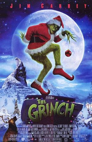 how the grinch stole christmas film poster - How The Grinch Stole Christmas Video