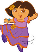 Dora Dance Outfit