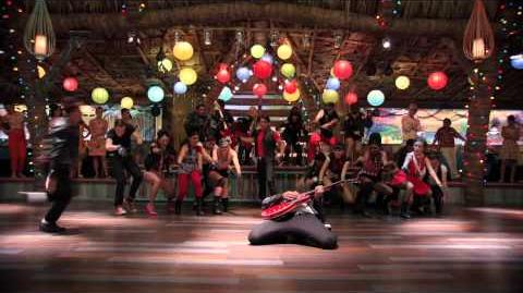 Teen Beach Movie - Cruisin' For A Bruisin' - Sing-a-Long!
