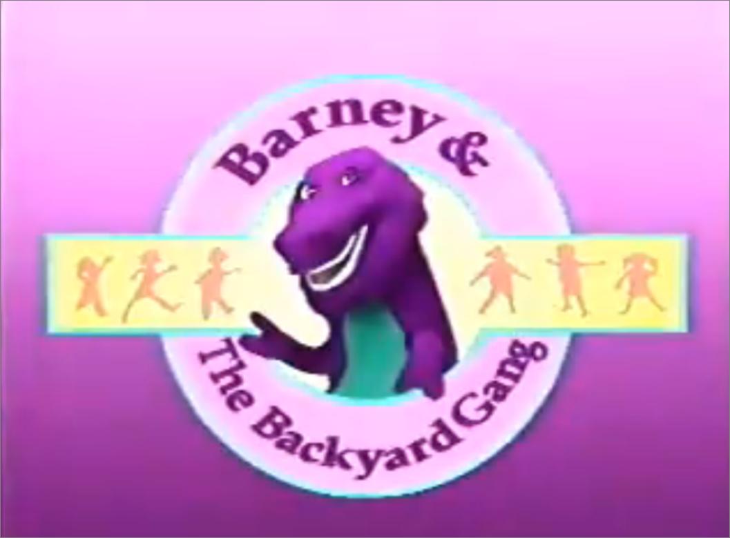 Barney & the Backyard Gang | Custom Barney Wiki | FANDOM ...