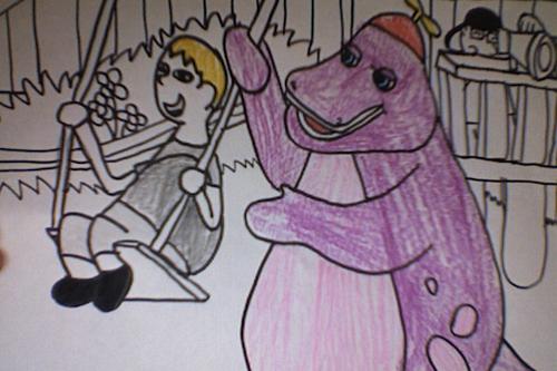 Custom Barney Wiki