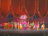 Barney Live! In New York City! (1994 barneyallday PBS Kids Sprout (2009 Cable SuperMalechi's version)