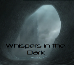Whispers in the dark Logo