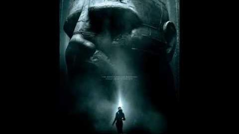 Prometheus Soundtrack - Mystery of Substance