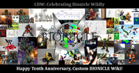 Celebrating BIONICLE Wildly