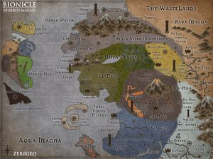 Bionicle Map V2.3