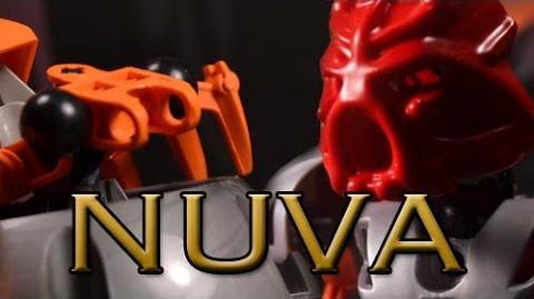 BIONICLE Nuva The Suva Scuffle