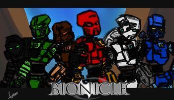 Bionicle Toa Mata