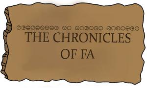 Chronicles of Fa logo