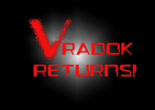 Vradok Returns Banner