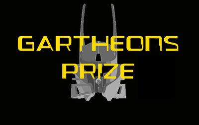 Gartheons Prize