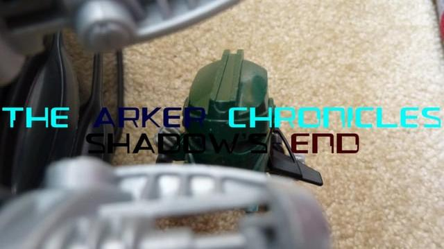 The Arker Chronicles Shadow's End Freelancers