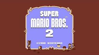 Overworld - Super Mario Bros. 2 Music Extended-0
