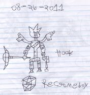 Hook Drawing