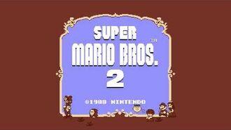 Overworld - Super Mario Bros. 2 Music Extended