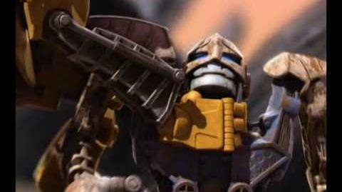 BIONICLE The Legend Reborn - Bye Bye Babylon AMV