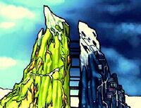 The sentai Mountain