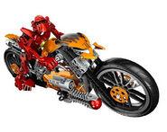 Furno Bike CGI