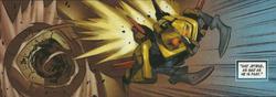 Comic Jetbug